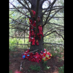 Creepy Elmo Tree