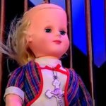 Possessed doll goes after people like a real-life Chucky