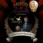 Wonderful night at Carnival of Divination