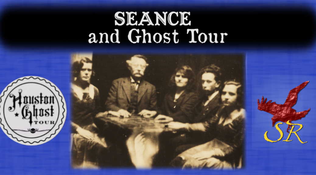 Seance and Ghost Tour
