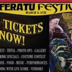 Nosferatu Festival A Weekend of Horror 2020